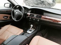 Bmw 528i Interior 2010 Bmw 528i Xdrive Awd Black With Tan Interior