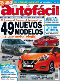 revista motor 2016 autofácil 193 noviembre 2016 luike