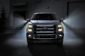 Ford F150 Truck 2015 - 2015 ford f 150 first light truck full led headlights truck trend