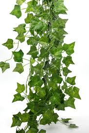 artificial plants 84 ft english ivy silk vine garland greenery