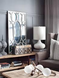 Feminine Living Room Apartment Makeover Mixes Masculine With Feminine Design Hgtv
