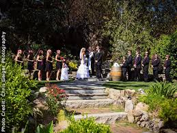 wedding venues fresno ca central california wedding venues forest views