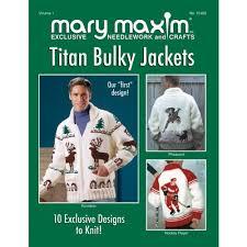 titan bulky jackets pattern book