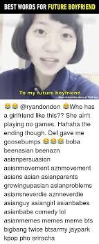 Asian Girlfriend Meme - 25 best memes about asian bts and memes asian bts and memes