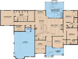european style house plan 4 beds 3 00 baths 2676 sq ft plan 923 19