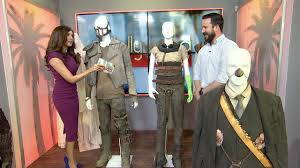 mad max costume exclusive look at mad max fury road costumes