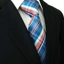 designer krawatten designer krawatte aus seide blau weiß gelb kariert tie s for