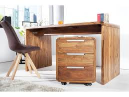 rangement de bureau design rangement de bureau design en bois massif 3 tiroirs