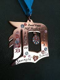 160 best half marathon medals images on half marathons
