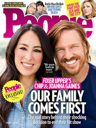 chip and joanna gaines tour schedule chip and joanna gaines open up about why they re leaving hgtv e