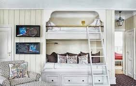 30 custom built in kids beds for unique room design to match kids