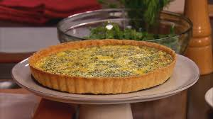 quiche cuisine az smoked salmon and dill quiche cooking channel
