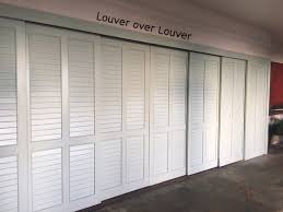 Louvered Closet Doors Interior Louvered Sliding Closet Doors Gpsolutionsusa