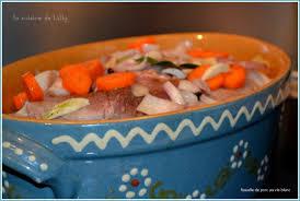 la cuisine de lilly rouelle de porc au vin blanc la cuisine de lilly