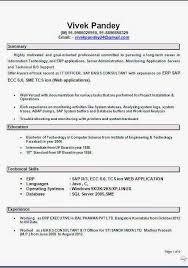 Sap Basis Resume Sample by Sap Basis Resume Resume Cv Cover Letter Sap Basis Resume