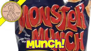 Halloween Monster Munch Monster Munch Cheese Snack U0026 Spider Venom Sipping Cherry Cola