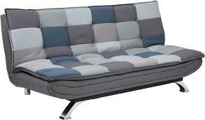 canapé clic clac canapé clic clac faith patchwork sb meubles discount