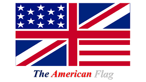 Red White Flag With Blue Star The