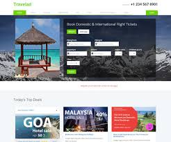 html5 templates for books 35 best free travel website templates for blogs agencies devfloat