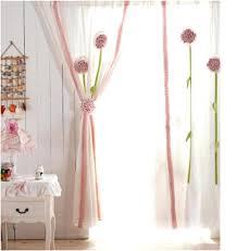 kinderzimmer gardinen rosa gardine kinderzimmer nahen marcusredden