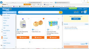 Shop At Home by Walmart Online Png
