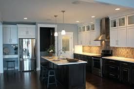 Upper Kitchen Cabinets Kitchen Cabinets Dark Lower Light Upper U2013 Colorviewfinder Co