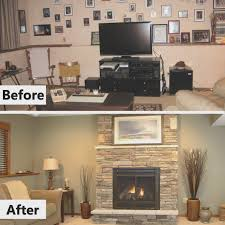 fireplace simple rustic gas fireplace home design new beautiful