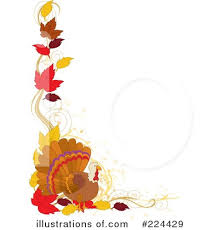thanksgiving clipart 224429 illustration by bell