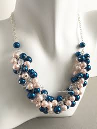 Wedding Gift On A Budget The 25 Best Navy Necklace Ideas On Pinterest Statement