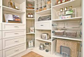 cabinet and shelving easy way for organize pantry shelving