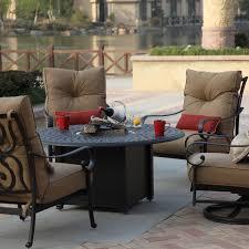 Richmond Patio Furniture Patio Ideas Patio Furniture Set With Brown Colour Over Patio