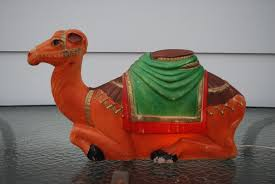 empire camel blow mold lighted nativity yard display christmas