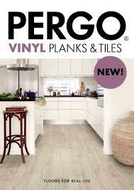 vinyl planks tiles pergo pdf catalogues documentation