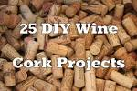 25 DIY Wine Cork Projects