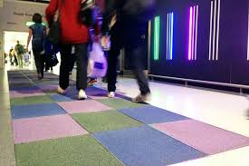 smart flooring tiles can track your steps and and generate power