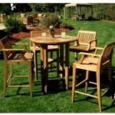 teak outdoor bar stools foter