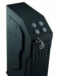 Biometric Gun Safe Wall Mount Gunvault Sv500 Speedvault Handgun Safe Review Gun Safe Champ