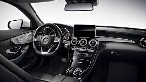 mercedes benz silver lightning interior mercedes amg c 63