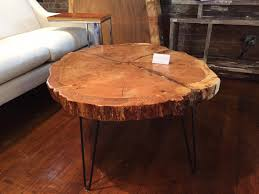 wood stump coffee table coffee tables tree stump dining table natural side trunk coffee