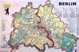 Berlin Germany Map by Berlin U2013 Germany