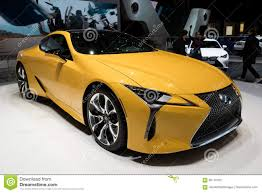 new lexus hybrid coupe 2018 lexus lc 500 luxury coupe hybrid car editorial photography