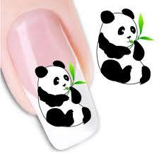 online get cheap panda nail art aliexpress com alibaba group