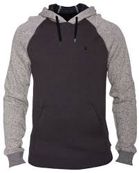 hurley retreat pullover a traditional pullover hoodie gets an