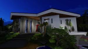 modern villa design in spain by spacelinedesign youtube