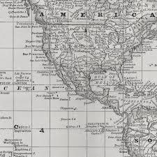Self Adhesive Wallpaper by Swag Paper Rand Mcnally 1879 World Atlas Map Self Adhesive