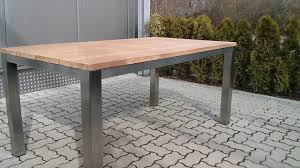 K He Massivholz Gartentisch Aus Holz Selber Bauen Kreative Bilder Für Zu Hause