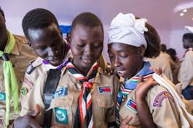 Radio Miraya Juba News South Sudan Scouts Association Attend Awareness Workshop On Unmiss