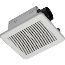 nutone 50 cfm ceiling exhaust bath fan with light 763n the home