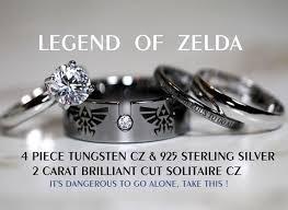 geeky wedding rings geeky yet affordable wedding rings youbentmywookie