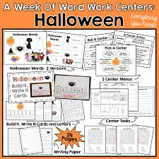 thanksgiving graphing halloween centers on sale and looking ahead to thanksgiving mrs